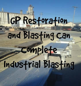 GP Restoration and Blasting Industrial Jobs